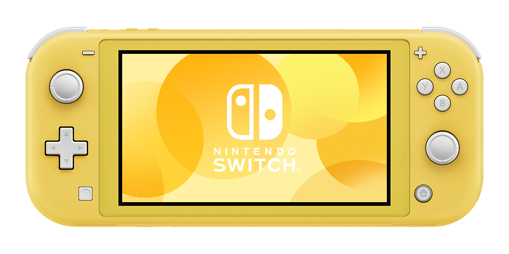 Nintendo Switch Lite/任天堂 イエロー